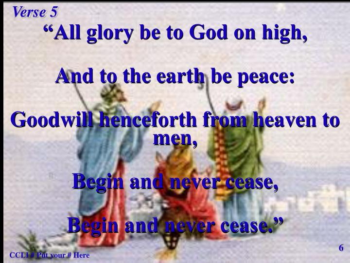 Verse 5