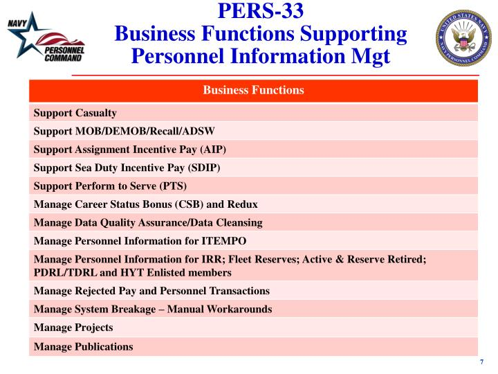 PERS-33