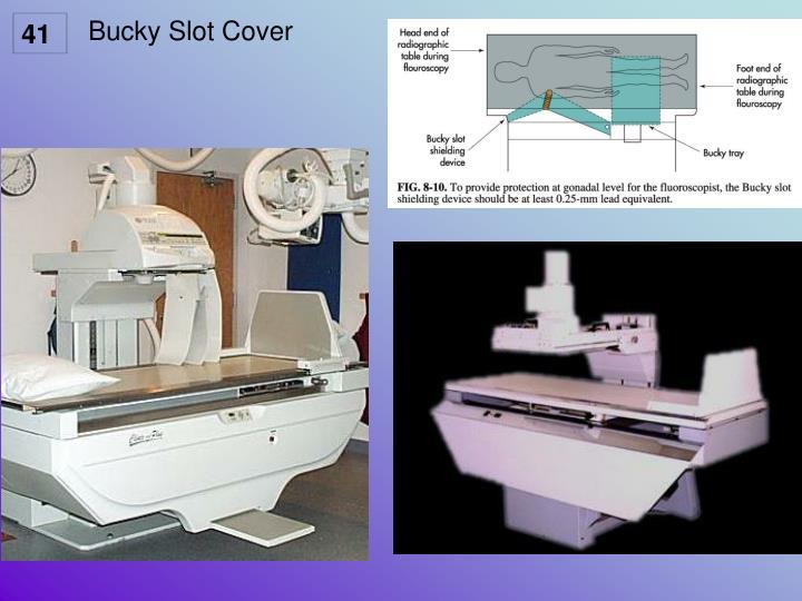 Bucky Slot Cover