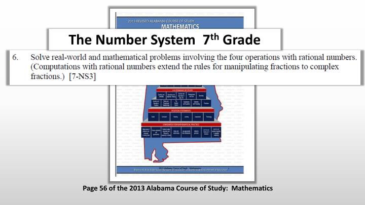 The Number System  7
