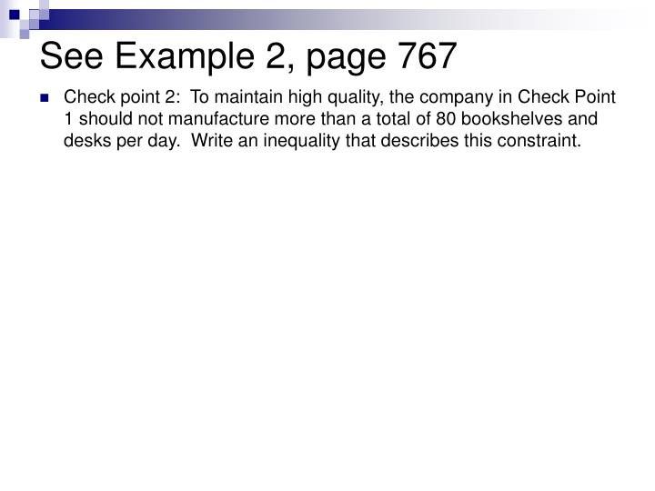 See Example 2, page 767