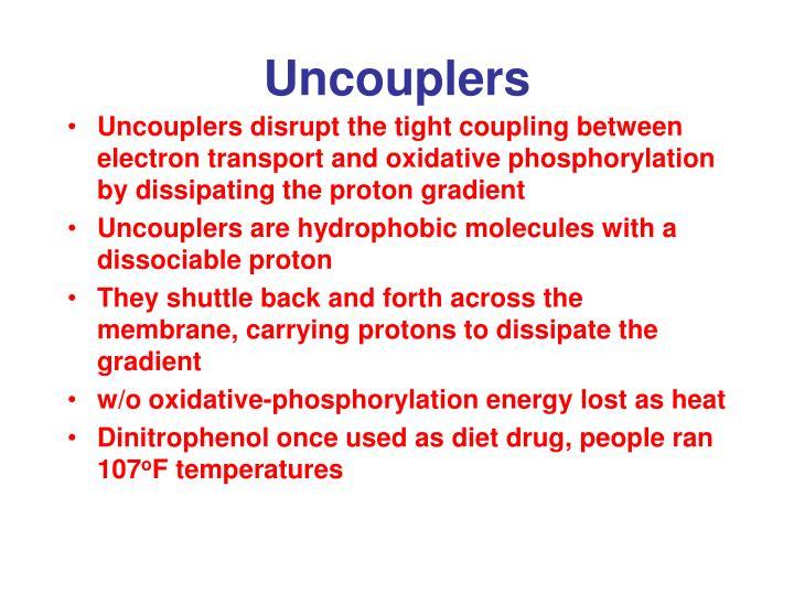 Uncouplers
