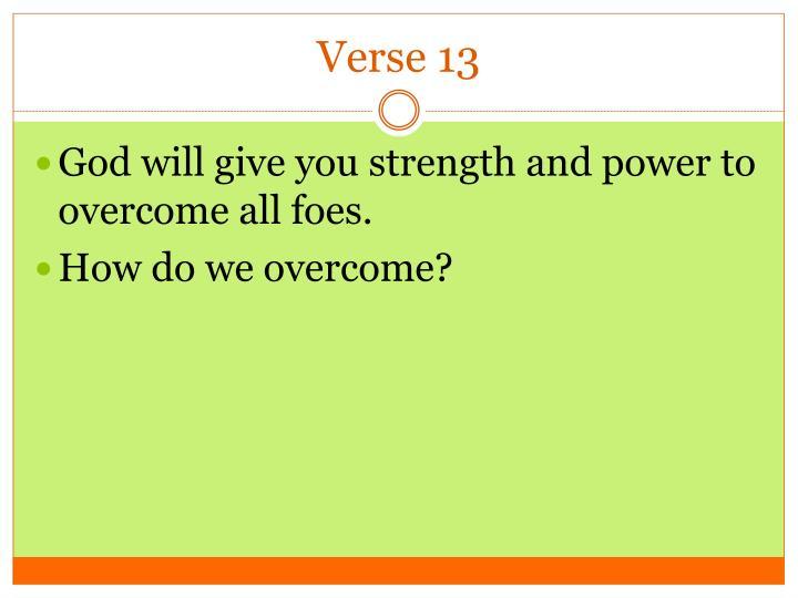 Verse 13