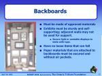 backboards