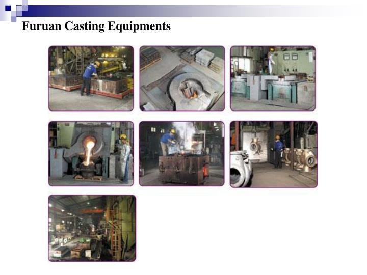 Furuan Casting Equipments