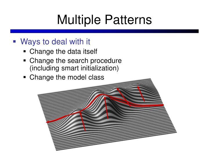 Multiple Patterns