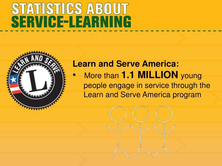 Learn and Serve America:
