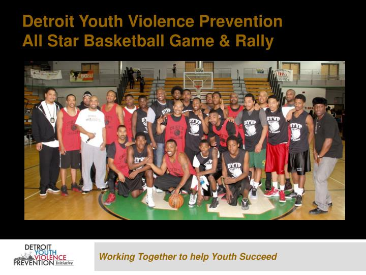 Detroit Youth Violence Prevention