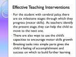 effective teaching interventions1