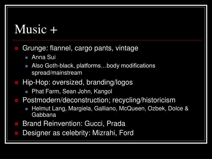 Music +
