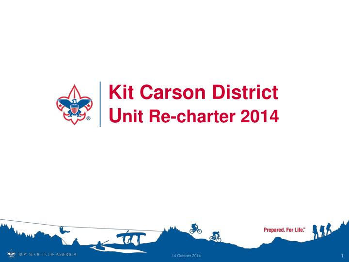 Kit Carson District