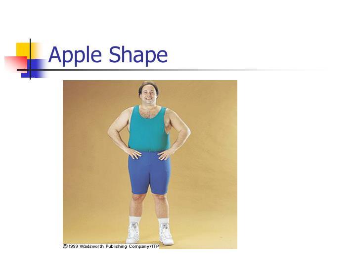 Apple Shape