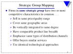 strategic group mapping1