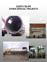 e tl ler other special projects
