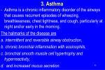 3 asthma