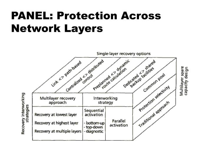 PANEL: Protection Across Network Layers
