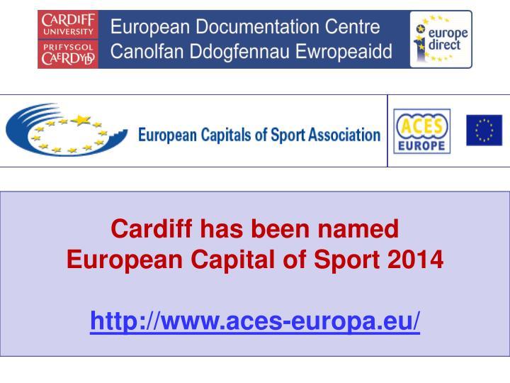 Cardiff has