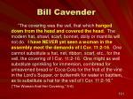 bill cavender