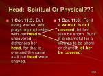 head spiritual or physical1