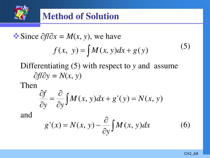Method of Solution