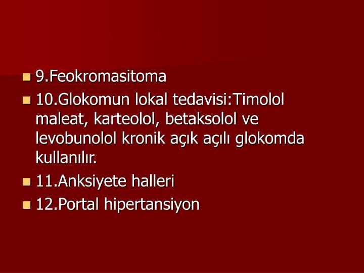 9.Feokromasitoma