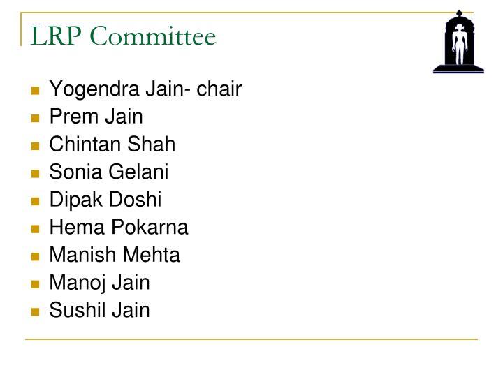 LRP Committee
