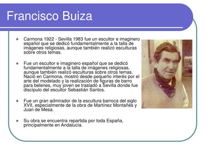 Francisco Buiza