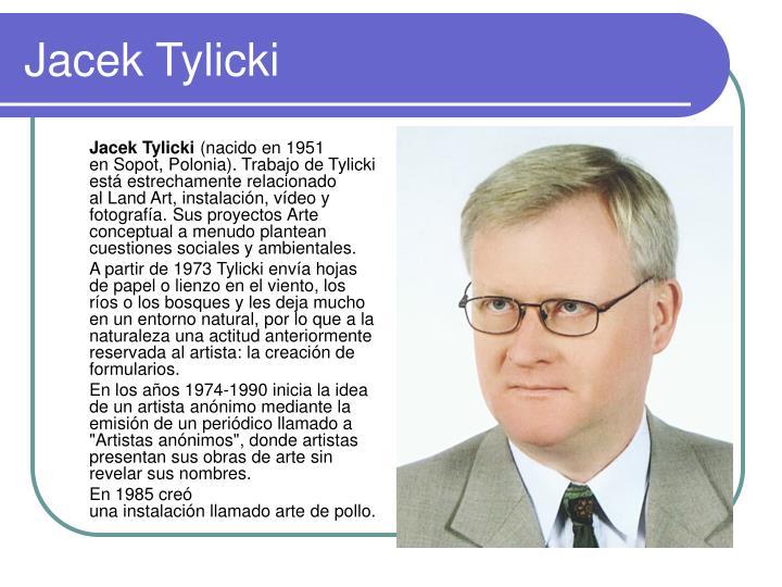 Jacek Tylicki