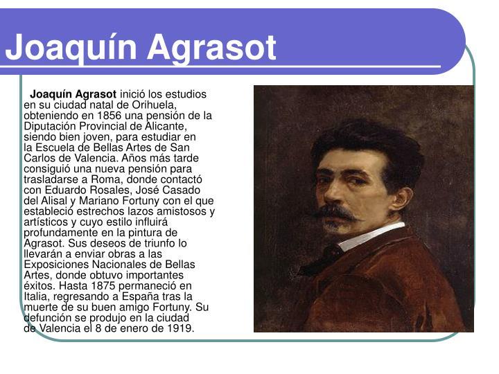 Joaquín Agrasot