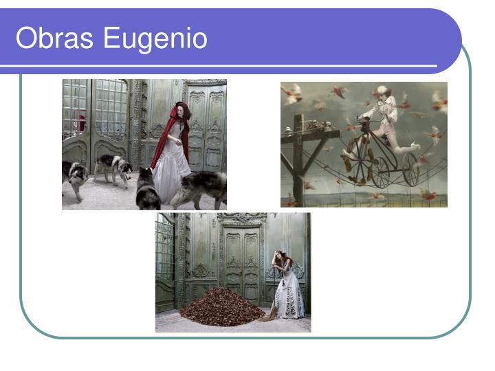 Obras Eugenio