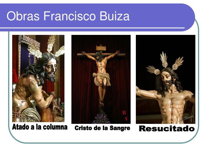 Obras Francisco Buiza