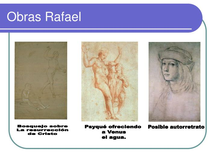 Obras Rafael