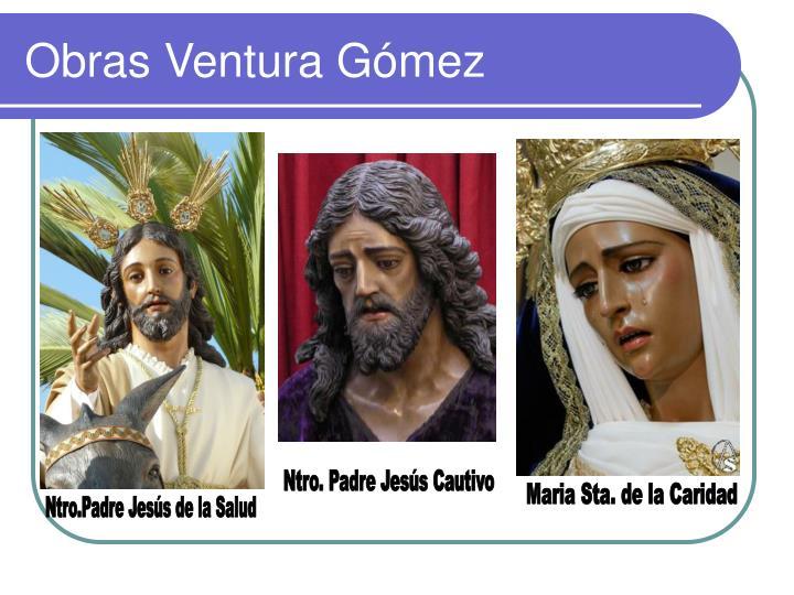 Obras Ventura Gómez