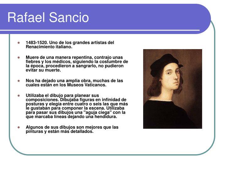 Rafael Sancio
