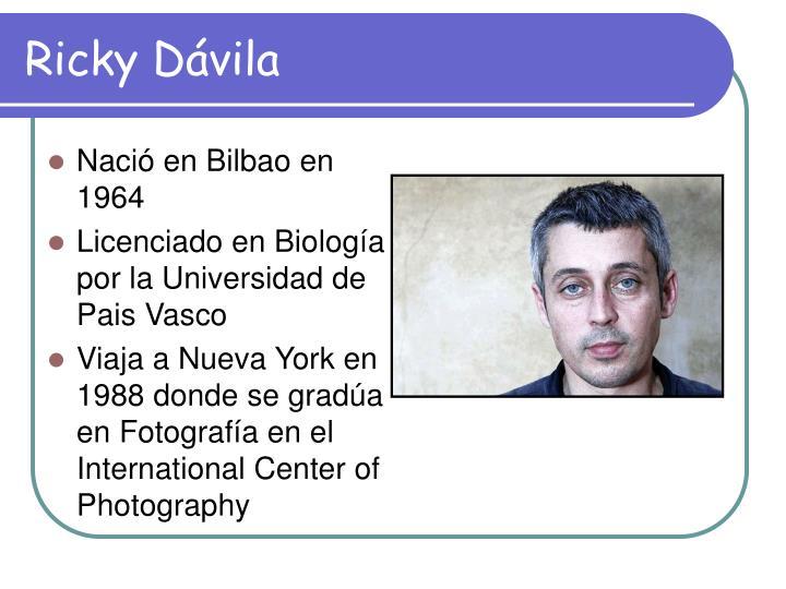 Ricky Dávila