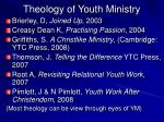 theology of youth ministry1