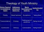 theology of youth ministry10