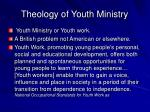 theology of youth ministry2
