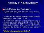 theology of youth ministry5