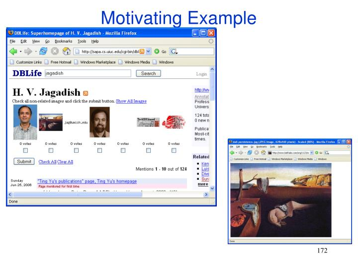 Motivating Example