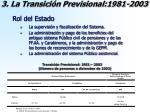 3 la transici n previsional 1981 2003