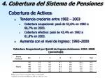 4 cobertura del sistema de pensiones