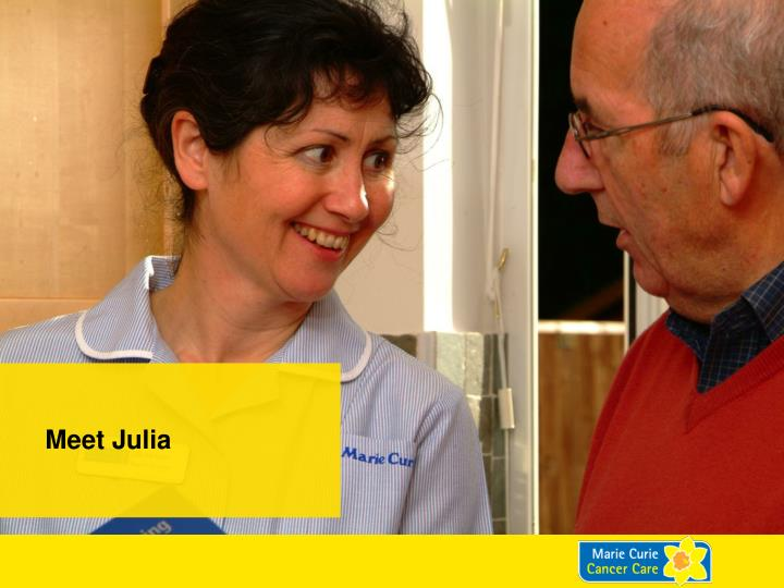 Meet Julia
