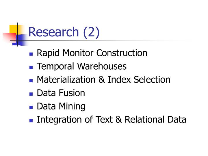 Research (2)