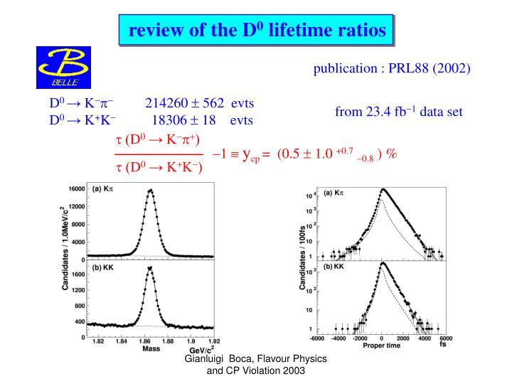 publication : PRL88 (2002)