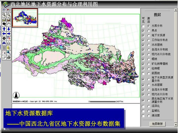 地下水资源数据库