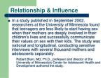 relationship influence3
