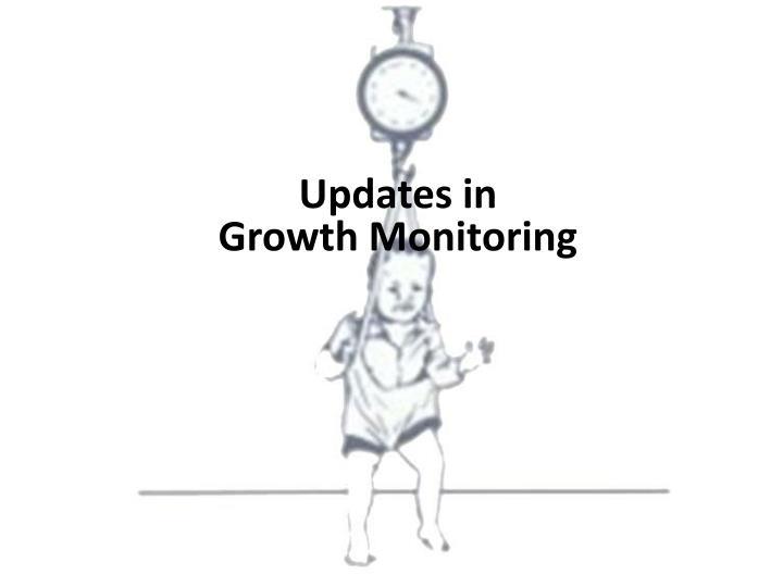 Updates in