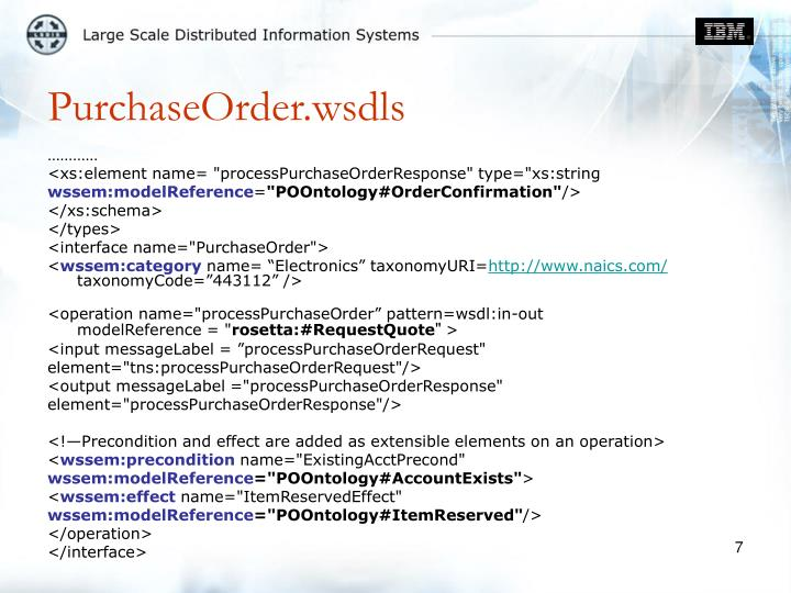 PurchaseOrder.wsdls