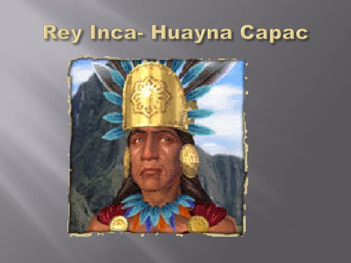 Rey Inca-